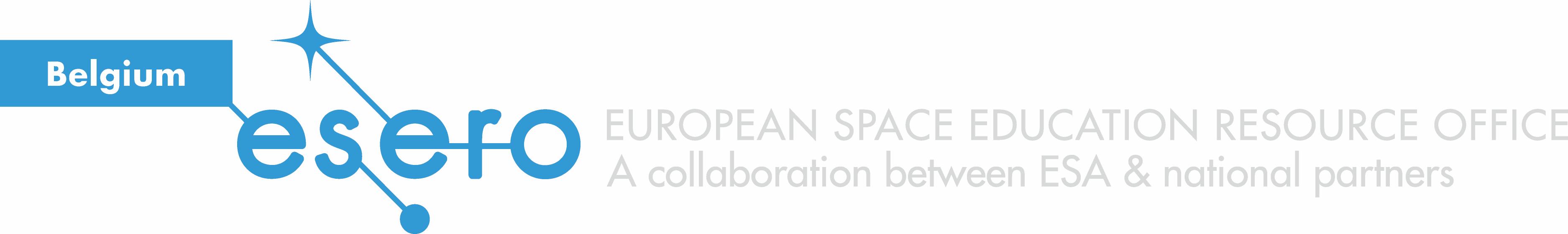 ESERO Belgique Logo